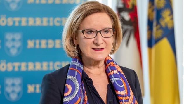 Landeshauptfrau Johanna Mikl-Leitner (Bild: NLK)