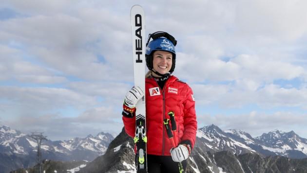 Bernadette Schild (Bild: GEPA)