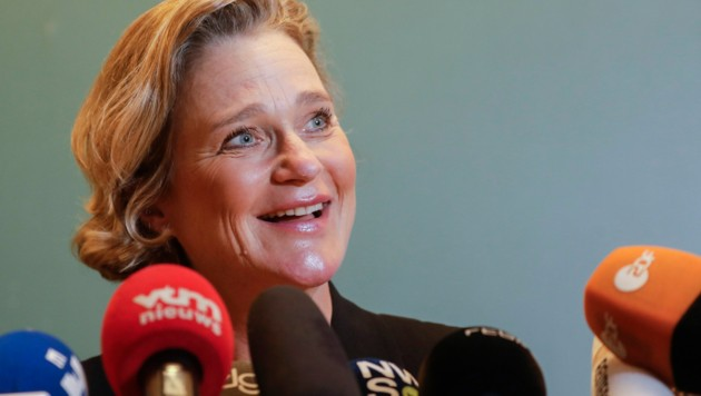 Delphine Boel (Bild: AFP)