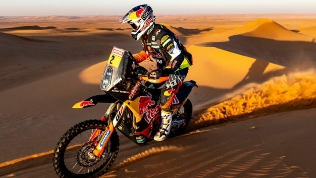 (Bild: KTM/RallyeZone)