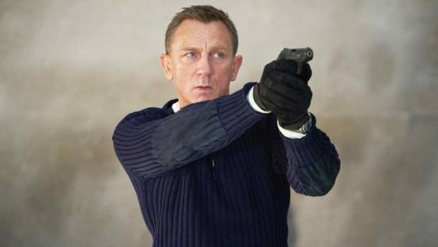 Daniel Craig als James Bond (Bild: © MGM/Everett Collection/picturedesk.com)