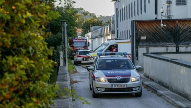 Polizisten wurden bei der Routinekontrolle auf den Rauch aufmerksam. (Symbolbild) (Bild: Markus Tschepp)
