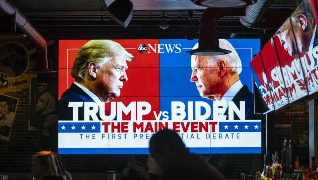 (Bild: APA/Getty Images via AFP/GETTY IMAGES/Sarah Silbiger)