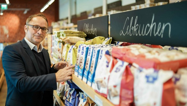 Kastner-Chef Franz Weglehner will die Produktion in Bad Leonfelden ausbauen. (Bild: Markus Wenzel)
