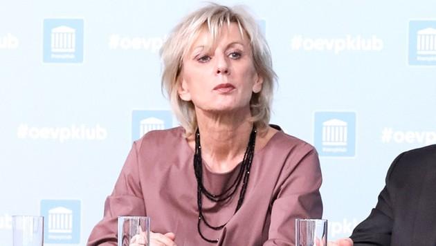 ÖVP-Gesundheitssprecherin Gaby Schwarz (Bild: APA/ÖVP/Katharina Schiffl)