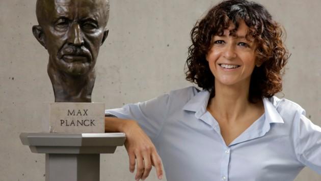 Emmanuelle Charpentier (Bild: AP)