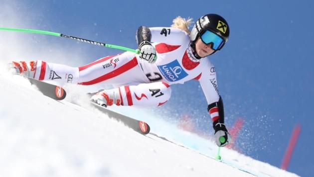 Stephanie Resch (Bild: GEPA )