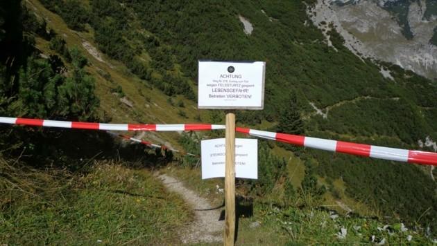 (Bild: Alpenverein/P. Kapelari)