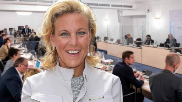 Christina Haslauer soll im U-Ausschuss Auskunft geben (Bild: SEPA.Media KG | Martin Juen, Neumayr/MMV)