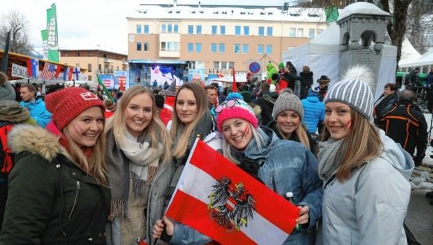 Auf Fans muss man in dieser Saison bei den Weltcup-Bewerben in der Steiermark wohl verzichten. (Bild: Sepp Pail)