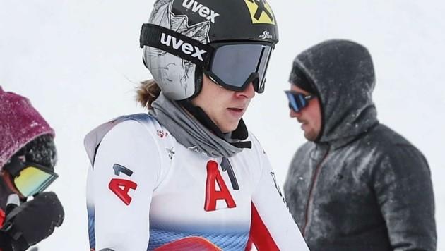 Das bislang letzte Salzburger Ski-Opfer: Stephanie Resch vom WSV Strobl. (Bild: GEPA pictures/ Jasmin Walter)