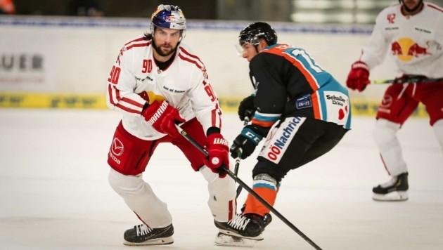 Auch Defender Alex Pallestrang (li.) traf in Linz. (Bild: GEPA pictures/ Manfred Binder)