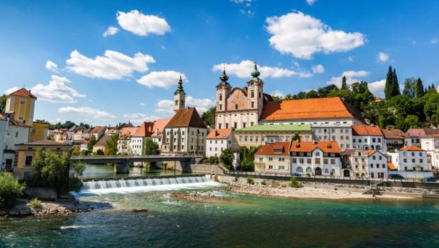 Steyr (Bild: ©Sergey Fedoskin - stock.adobe.com)