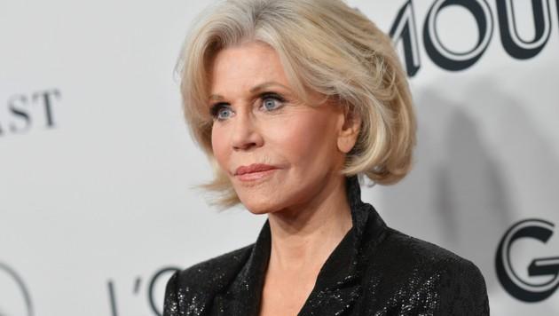 Jane Fonda (Bild: AFP )