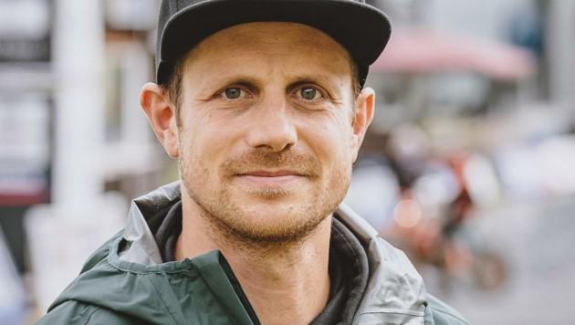 Marco Pointner ist mit Mountainbike-WM zufrieden. (Bild: EXPA/ JFK)