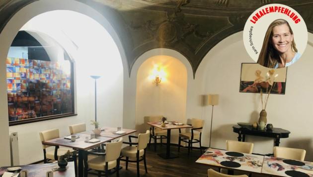 Neues Leben unter dem alten Gewölbe: Im Schubert bietet ein junges Team köstliche Kulinarik. (Bild: Restaurant Schubert)