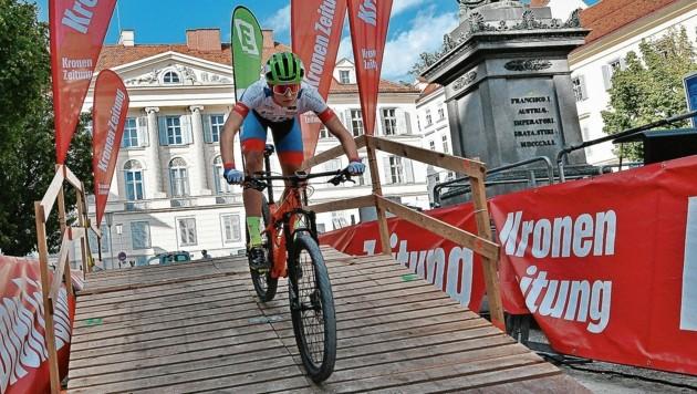 Die Mountainbike-Eliminator-WM steigt 2021 in Graz. (Bild: GEPA pictures)
