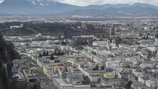 Gerade durch Nachverdichtung bestehen in der Stadt noch immer sehr große Potenziale (Bild: Tschepp Markus)