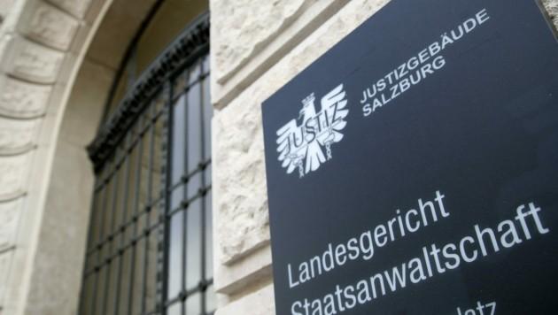 Prozess am Landesgericht Salzburg (Bild: Tröster Andreas)
