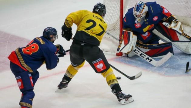 Olle Alsing (links im Bild) (Bild: GEPA)