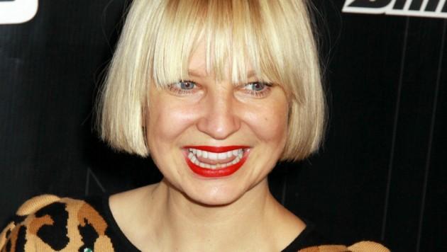 Die australische Popsängerin Sia (Bild: www.photopress.at)