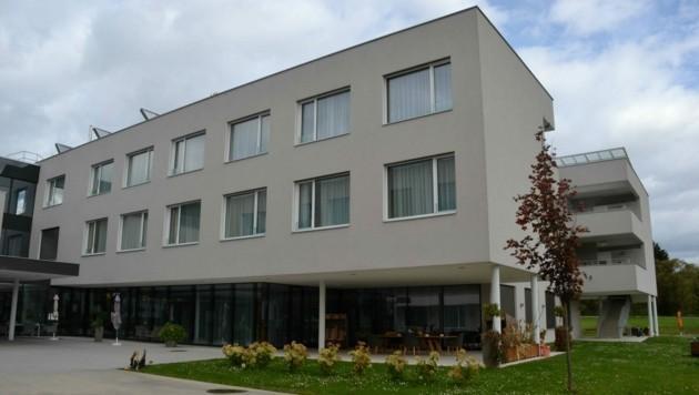Das Pensionisten- und Pflegeheim in Kindberg (Bild: Heinz Weeber)