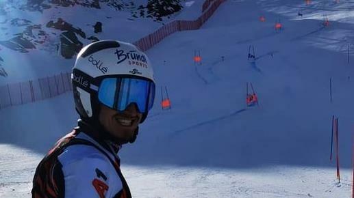 Brennsteiner und Co. holten sich am Schnalstaler Gletscher in Südtirol den Feinschliff für Sölden. (Bild: Stefan Brennsteiner)