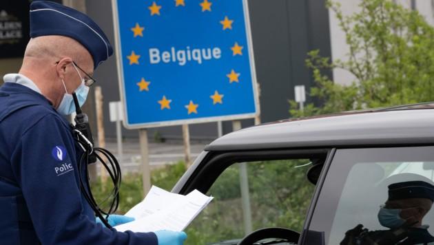 (Bild: APA/AFP/BELGA/BENOIT DOPPAGNE)