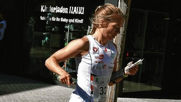 Ursula Fesselhofer gilt als Favoritin bei der Staatsmeisterschaft in Kärnten. (Bild: Oefol)