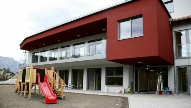 Der Adneter Kindergarten bleibt weiterhin geschlossen. (Bild: Andreas Tröster)