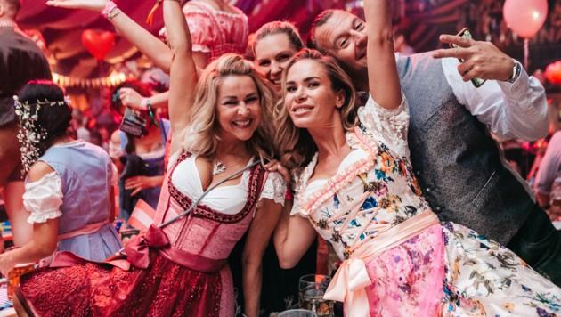 Mit den Liebsten gemeinsam #dahoam mitfeiern! (Bild: Philipp Lipiarski / www.goodlifecrew.at)