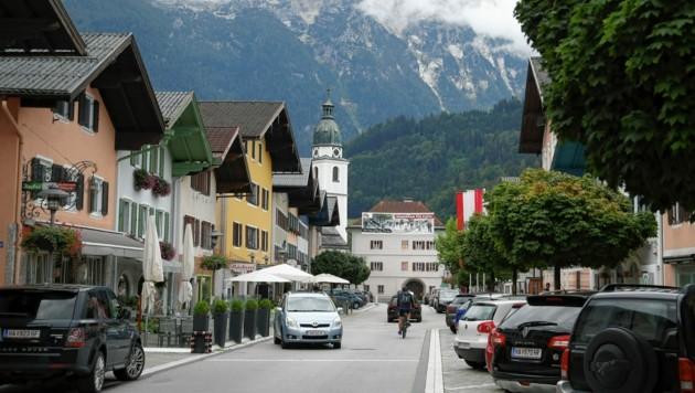 Die Gemeinde Kuchl in Salzburg (Bild: ANDREAS TROESTER)