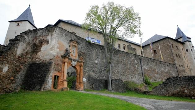 Früher Sitz der Bischöfe von Gurk: Straßburg. (Bild: Evelyn HronekKamerawerk)