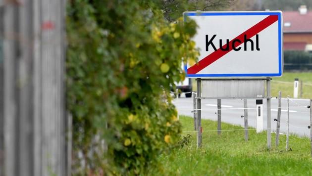 Nach absoluten Zahlen liegt die Gemeinde vor allen anderen Orten in Salzburg an der Spitze. (Bild: APA/Barbara Gindl)