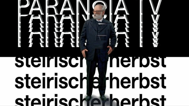 Der digitale Sigmund Freud bleibt vorerst erhalten und wandert ins Grazer Haus der Architektur weiter (Bild: steirischer herbst)