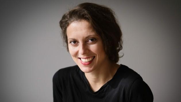 Sarah Decristoforo (Bild: Thomas Scheid)