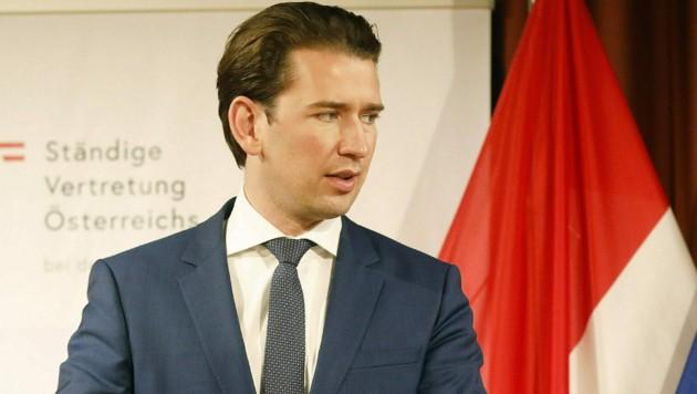 Sebastian Kurz (Bild: Bundeskanzleramt/Dragan Tatic)