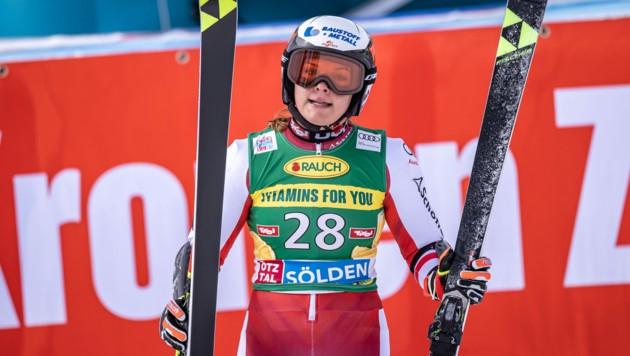 Ramona Siebenhofer (Bild: APA/EXPA/JOHANN GRODER)