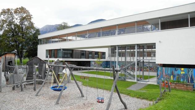 Kinder- und Jugendpsychiatrie in Hall (Bild: Christof Birbaumer / Kronenzeitung)