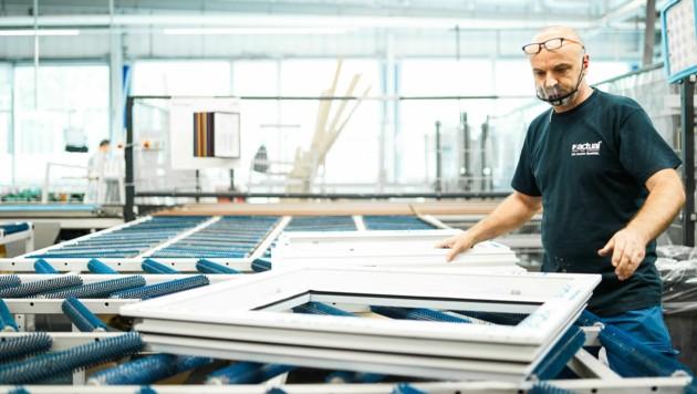 280 Mitarbeiter sind derzeit in der Firmenzentrale in Ansfelden beschäftigt. (Bild: Markus Wenzel)