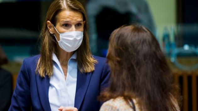 Wilmes liegt auf der Intensivstation (Bild: AFP)