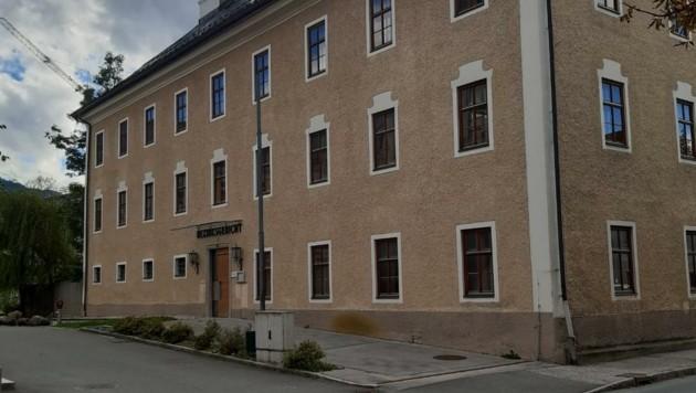 Das frühere Bezirksgericht steht leer (Bild: Salzmann Sabine)