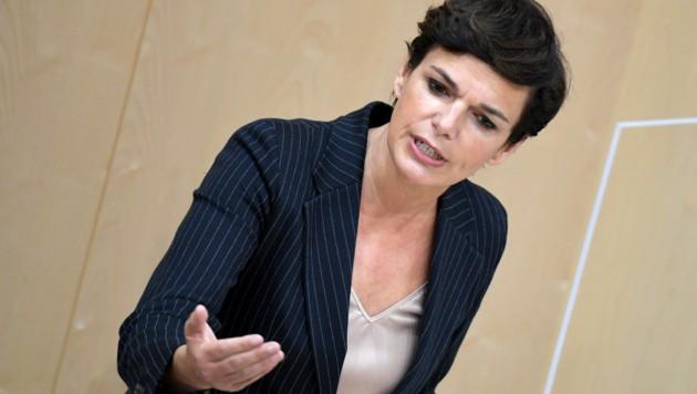 SPÖ-Chefin Pamela Rendi-Wagner (Bild: APA/ROLAND SCHLAGER)