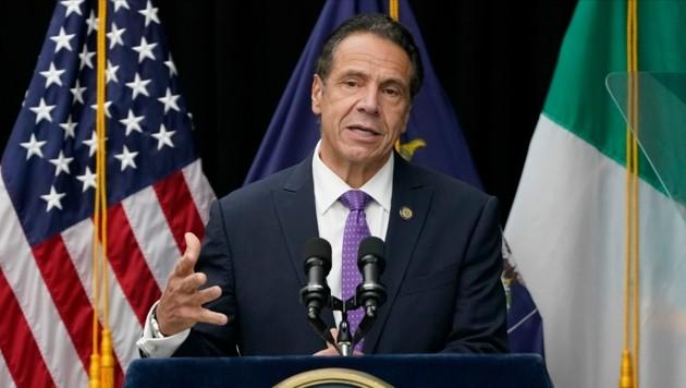Gouverneur Andrew Cuomo (Bild: Associated Press)