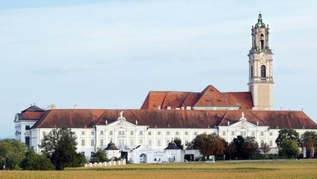 Über das gesamte Stift Herzogenburg wurde wegen der Infektionsgefahr nun eine Quarantäne verordnet. (Bild: weinfranz.at)
