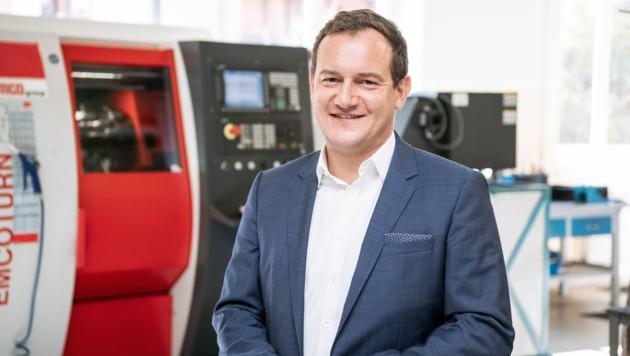 Thomas Krenn (Bild: Pashkovskaya)