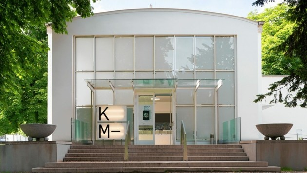 Das Grazer Künstlerhaus wird 2021 zur Kunsthalle Steiermark (Bild: Markus Krottendorfer)
