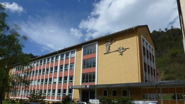 Gymnasium Landeck (Bild: BRG/BORG Landeck)