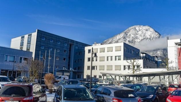 Das Krankenhaus Kufstein (Bild: Hubert Berger)