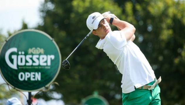 Golf-Ass Timon Baltl (Bild: GEPA pictures)